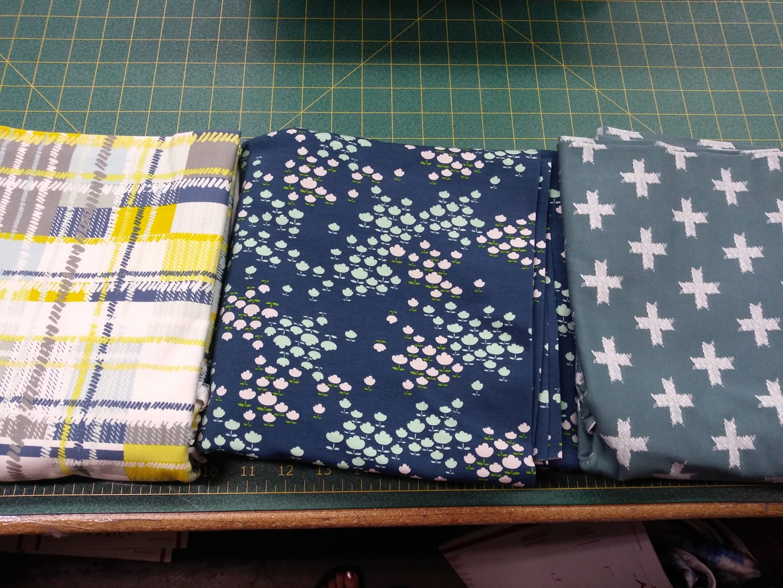 Art Gallery Unn Cross Pine in Knit
